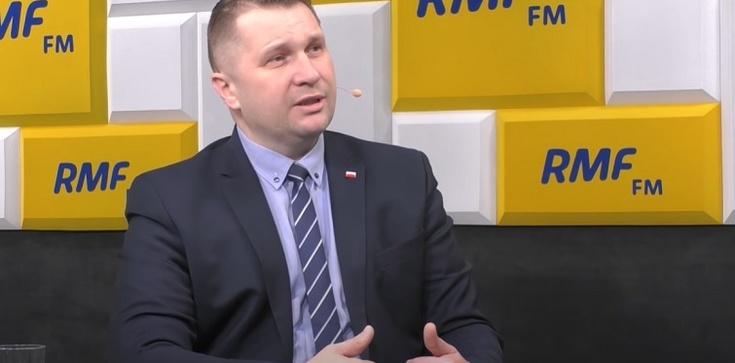Prof. Czarnek stanowczo. ,,Dla takich nauczycieli nie ma miejsca''  - zdjęcie