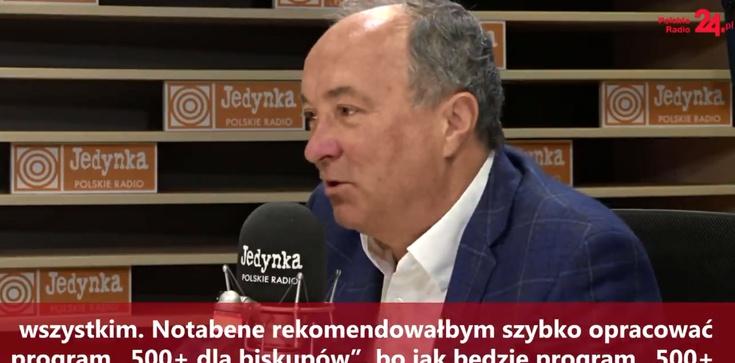Jerzy Bukowski: PiS powinno odwołać Włodzimierza Czarzastego - zdjęcie