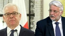 Waszczykowski ostro na wypowiedź Czaputowicza dla ,,RZ'': Zaproszenia do KOD, TVN … już zapewne w drodze - miniaturka
