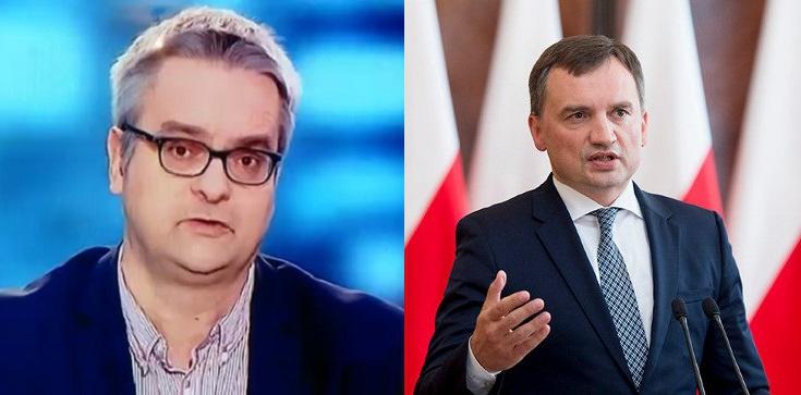 Czuchnowski o ministrze Ziobro: To potwór. Zbudował własny układ z podporządkowaną sobie prokuraturą, SN i KRS - zdjęcie