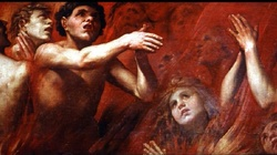 Co o czyśćcu mówią święci? Katarzyna z Genui, Faustyna, Jan od Krzyża, o. Pio - miniaturka