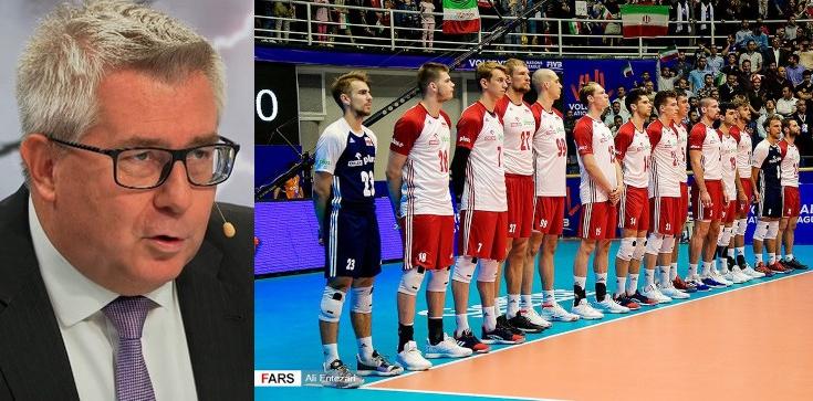 Ryszard Czarnecki faworytem w konkursie na fotel prezesa Polskiego Związku Piłki Siatkowej - zdjęcie