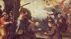 Męczeństwo-wzór chrześcijańskiego męstwa i świętości - miniaturka