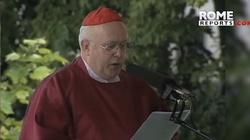Zmarł kard. Godfried Danneels. Słowa papieża Franciszka - miniaturka