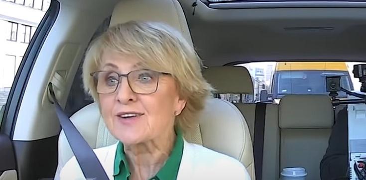 Danuta Huebner przeprasza prezydenta Dudę - zdjęcie
