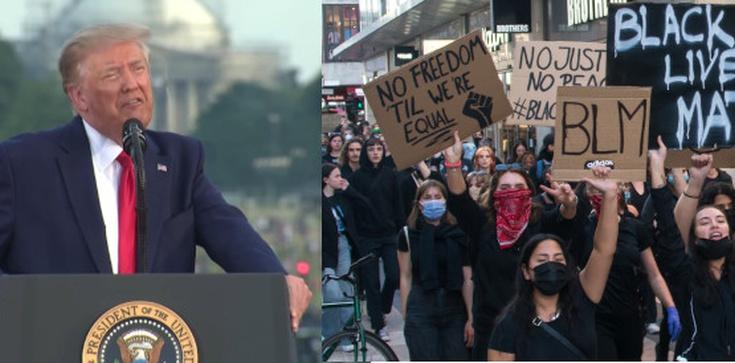 Donald Trump: ,,Toczy się wojna przeciw chrześcijaństwu'' - zdjęcie