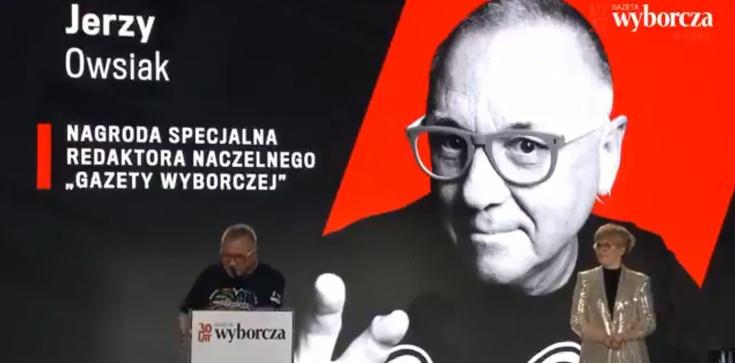 Owsiak: Niech na Srebrnej jeb*ie dwoma wielkimi domami, ale naszymi! - zdjęcie