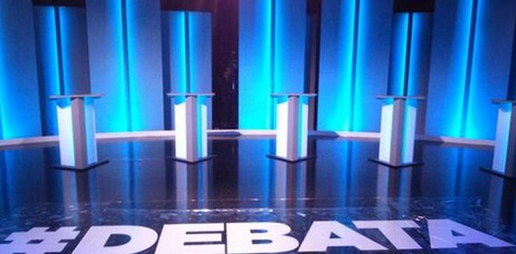 Rekord! 10,5 mln widzów oglądało debatę prezydencką  - zdjęcie
