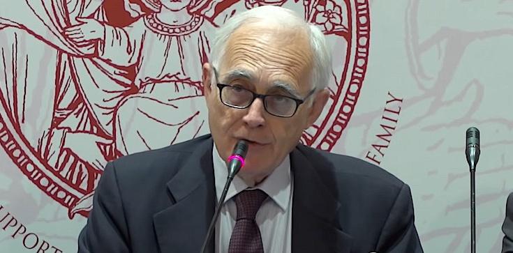 Roberto de Mattei: Niektórych biskupów oskarżam o politeizm - zdjęcie
