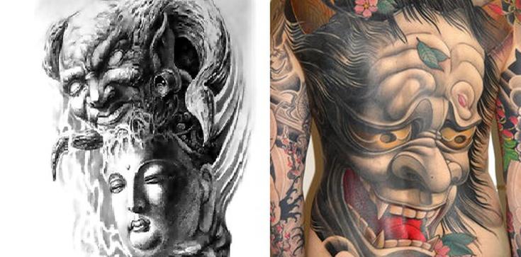 M.Salwowski:Nie róbcie tatuaży-są zakazane przez samego Boga! - zdjęcie