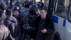 Demokracja według Putina: demonstranci aresztowani - miniaturka