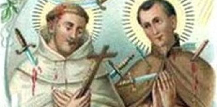 Błogosławieni męczennicy Dionizy i Redempt. Bronili wiary w Indiach - zdjęcie