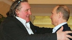 Gerard Depardieu porzuca Władimira Putina - miniaturka