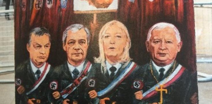 Der Spiegel w obłędzie obraża Kaczyńskiego - zdjęcie