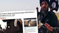 WSTRZĄSAJĄCE! Państwo Islamskie pobiera  narządy od żywych ludzi! - miniaturka