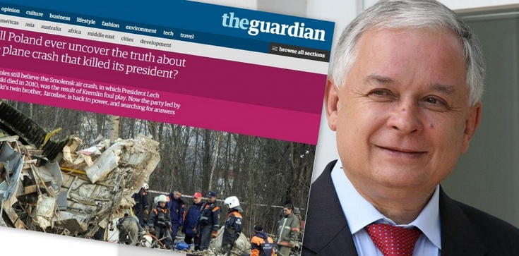 Brytyjska prasa pyta: Czy Polska pozna wreszcie prawdę o katastrofie smoleńskiej? - zdjęcie