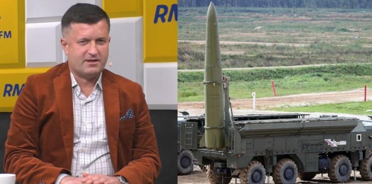 Rosja ściąga wyrzutnie rakiet na granicę z Ukrainą. Gen. Stróżyk: Sytuacja jest niebezpieczna - zdjęcie