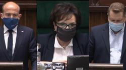 Wściekły atak opozycji na marszałek Sejmu. Czarnek do Budki: Za to będzie pan siedział - miniaturka