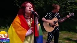 Happening LGBT na antenie TVP. Wydawca traci pracę - miniaturka