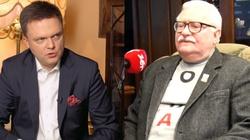 HIT! Wałęsa apeluje do Hołowni, aby zrobił miejsce Tuskowi  - miniaturka