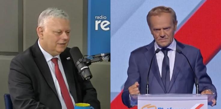 ,,Donald zło wrócił''. Suski: Do Warszawy Tuska wysłał Berlin  - zdjęcie