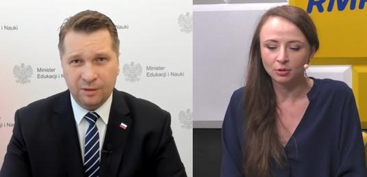 Prof. Czarnek miażdży Dziemianowicz-Bąk. Posłanka Lewicy przeprosi uczestników Parady Równości? - miniaturka