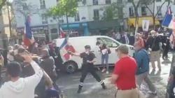 Brutalny atak na chrześcijan w Paryżu. Arcybiskup apeluje o ,,równe traktowanie katolików''  - miniaturka