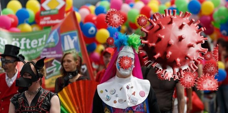 USA: Ognisko COVID-19 w kurorcie LGBT  - zdjęcie