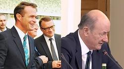 ,,Rostowski i Nowak mogli popełnić przestępstwo'' - miniaturka