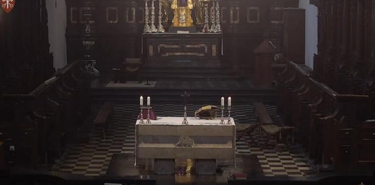Wielki Wtorek – Msza św.  [Na żywo z Tyńca]  - zdjęcie