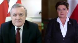 Atak na Beatę Szydło. Prof. Gliński: Pani premier ma potrójny mandat do bycia w Radzie Muzeum Auschwitz - miniaturka