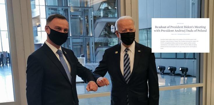 Druga rozmowa prezydentów Polski i USA! Biały Dom opublikował komunikat - zdjęcie