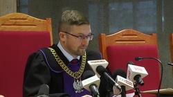 Sędzia Juszczyszyn stawił się do pracy w Sądzie Rejonowym w Olsztynie - miniaturka
