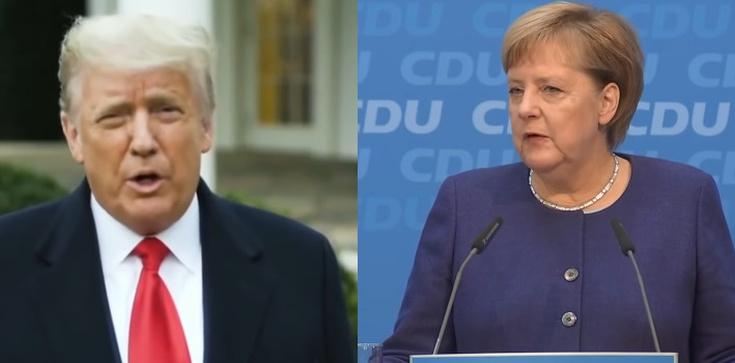 ,,Prawo do wolności wypowiedzi jest fundamentalne''. Merkel krytykuje decyzję Twittera - zdjęcie