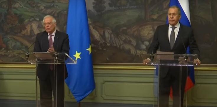 Szef dyplomacji UE spotkał się rosyjskim ministrem. ,,Będziemy rozwijać dialog'' - zdjęcie