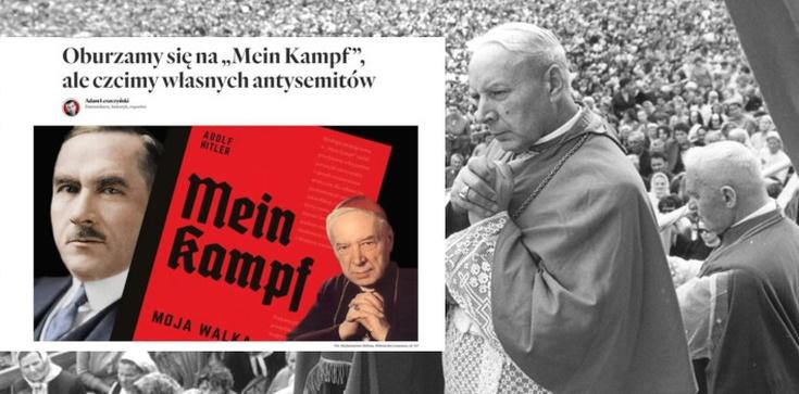 ,,Krytyka Polityczna'' porównuje spuściznę kard. Wyszyńskiego do… ,,Mein Kampf'' Hitlera  - zdjęcie