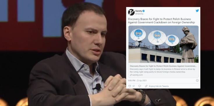 Discovery: Będziemy bronić naszego biznesu w Polsce - zdjęcie