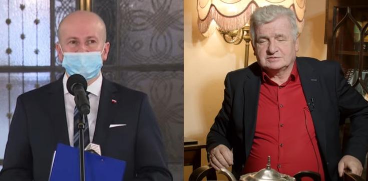 Bartłomiej Wróblewski: Chciałbym, aby moim zastępcą został Piotr Ikonowicz  - zdjęcie