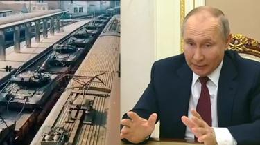 Eksperci CIT: Rosyjskie wojska przygotowują się na długi pobyt przy granicy z Ukrainą - miniaturka