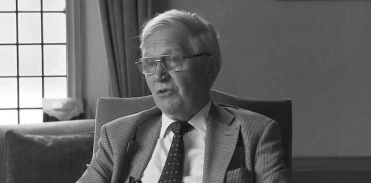 Odszedł prof. Zbigniew Pełczyński. Uczył filozofii Billa Clintona  - zdjęcie
