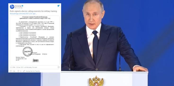 Mobilizacja w Rosji. Putin wzywa rezerwistów - zdjęcie