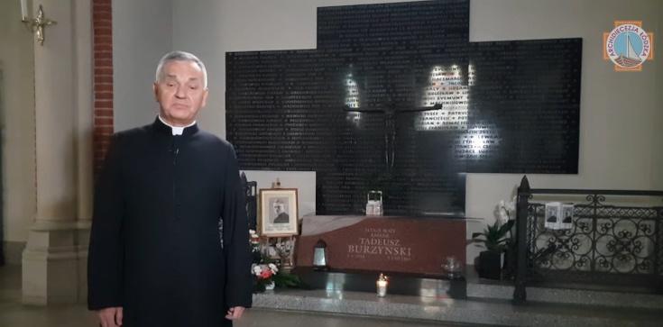 Sługa Boży ks. Tadeusz Burzyński – pierwszy męczennik Powstania Warszawskiego - zdjęcie