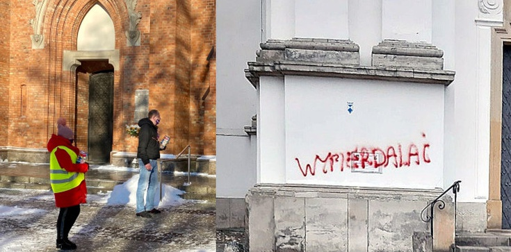 SK demoluje kościoły, WOŚP zbiera przed nimi pieniądze  - zdjęcie