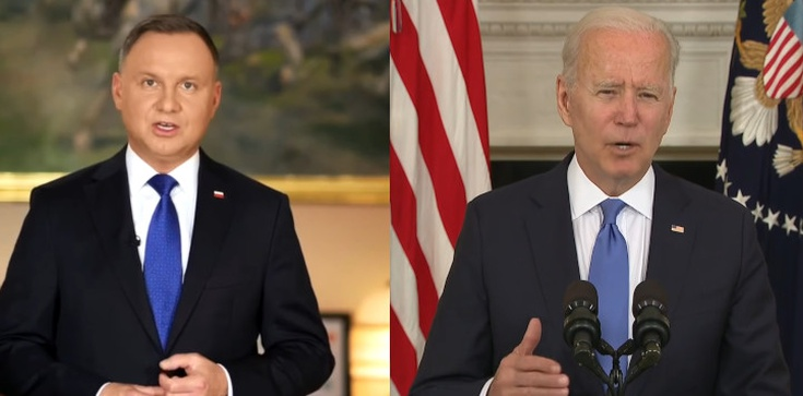 Dziś ważny szczyt B-9! Zaproszenie prezydentów Polski i Rumunii przyjął Joe Biden  - zdjęcie