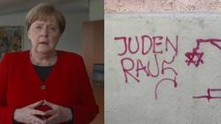 Radykalna eskalacja antysemityzmu w Niemczech. ,,Życie Żydów jest zagrożone'' - miniaturka