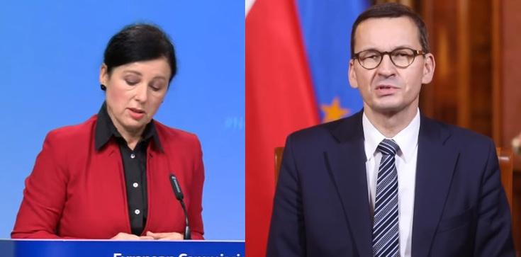 Jourova: Wnioski do polskiego TK kwestionują podstawowe zasady UE - zdjęcie