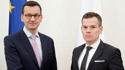 Premier Mateusz Morawiecki powołał nowego szefa KNF - miniaturka