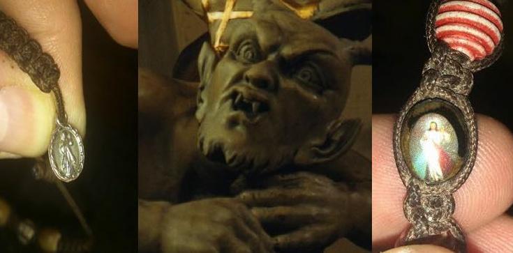 PRAWDZIWY Pan Jezus lewą ręką NIE błogosławi! Zobacz, jak rozpoznać demoniczne podróbki - zdjęcie