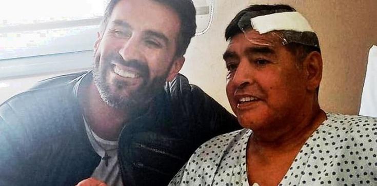 Lekarz Maradony oskarżony o nieumyślne spowodowanie jego śmierci - zdjęcie