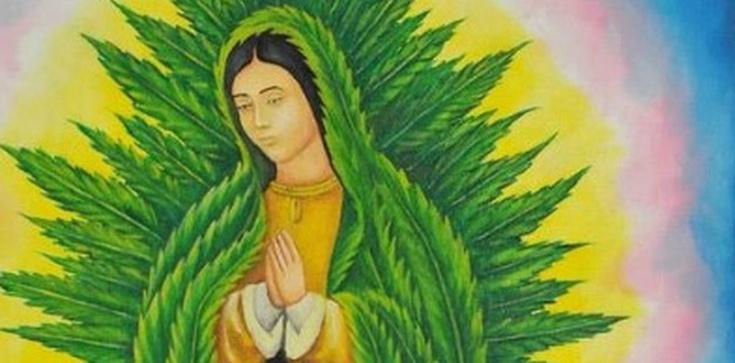 Obrzydliwe! Lewica znów profanuje wizerunek Maryi! - zdjęcie